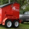 Trailer Trash Skip Bins 3, 4, and 6 cubic metre sizes available
